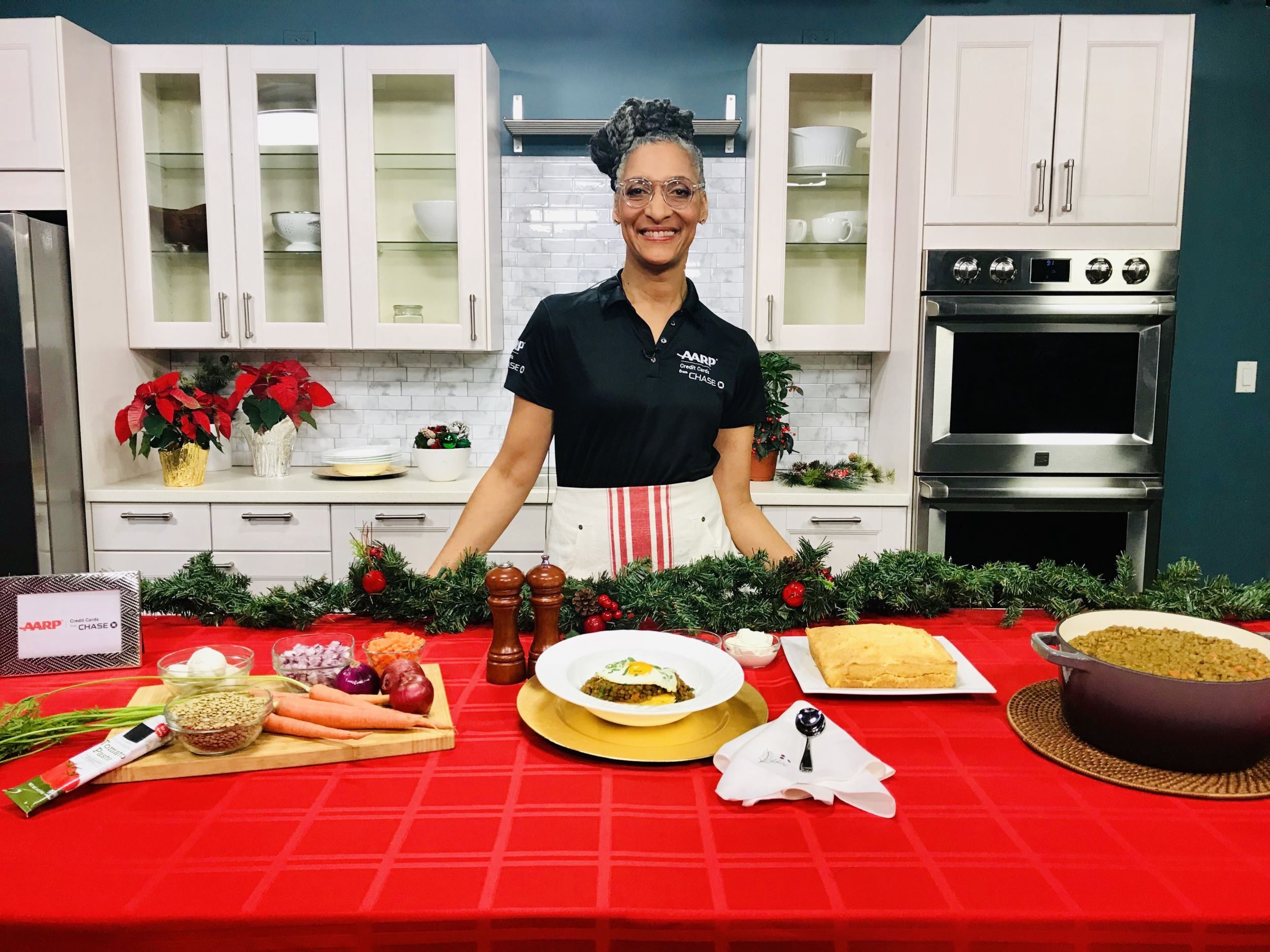 Carla Hall sheds light on a food issue affecting millions of people