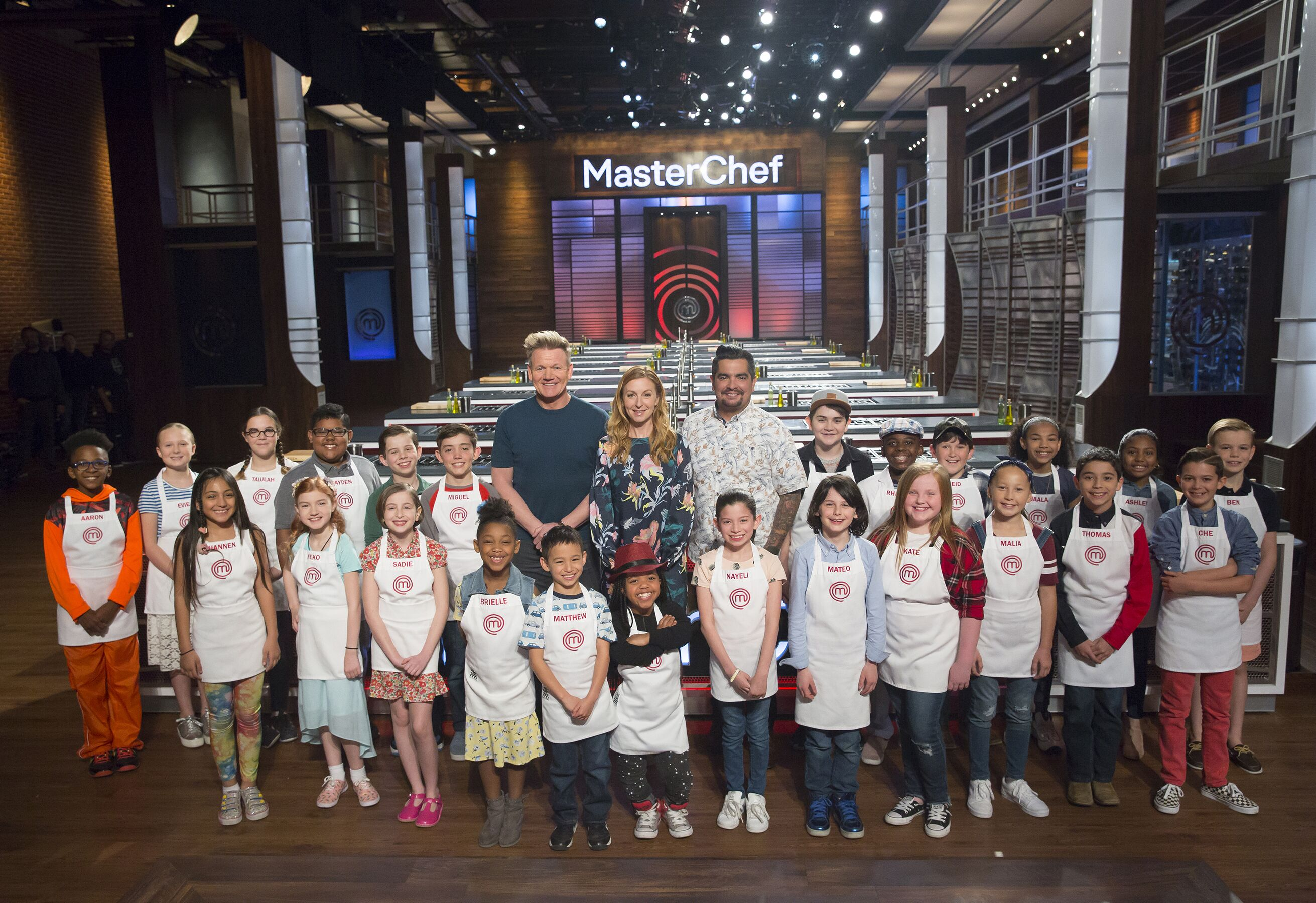 MasterChef Junior review S7E1: New Kids on the Block