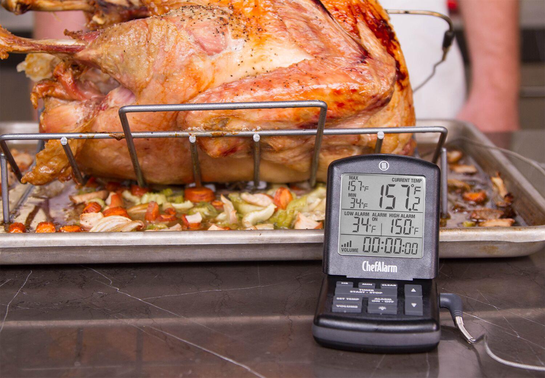 Turkey tips: Tasty Thanksgiving turkey starts with knowing turkey temperature