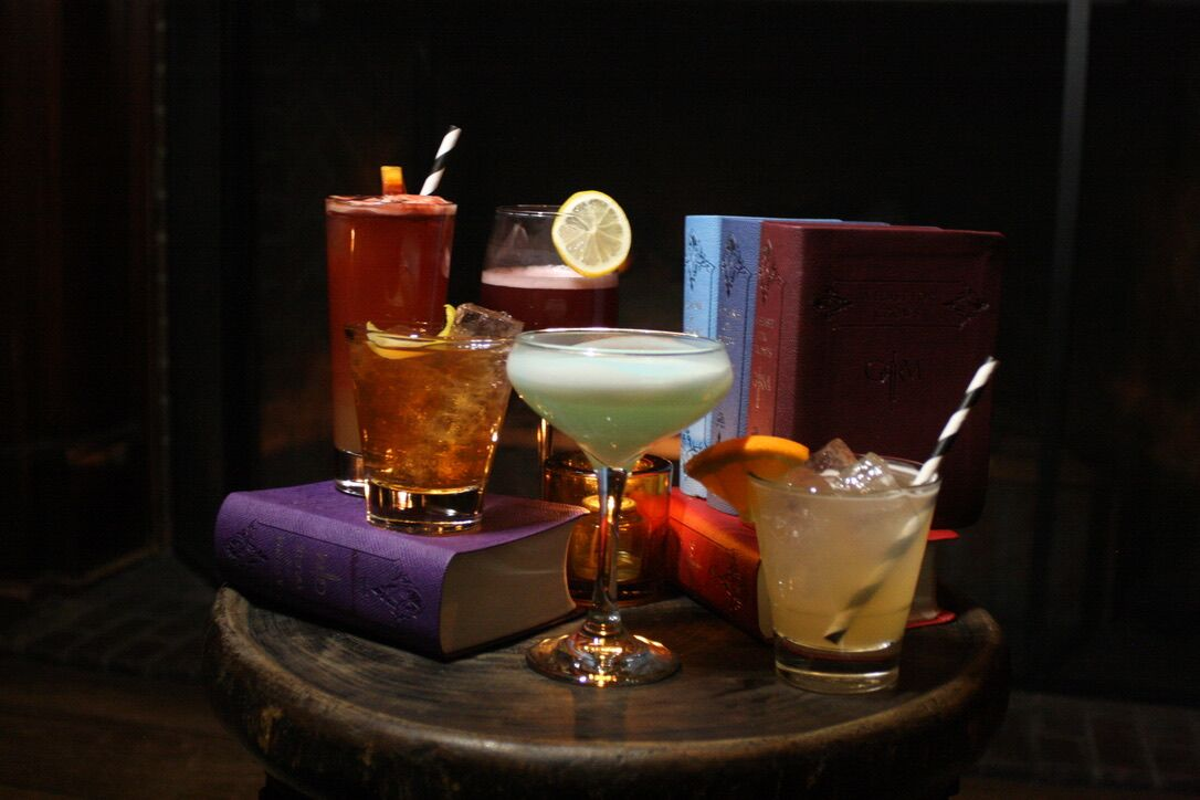 Game of Thrones cocktails: Winter is coming to the Library Bar