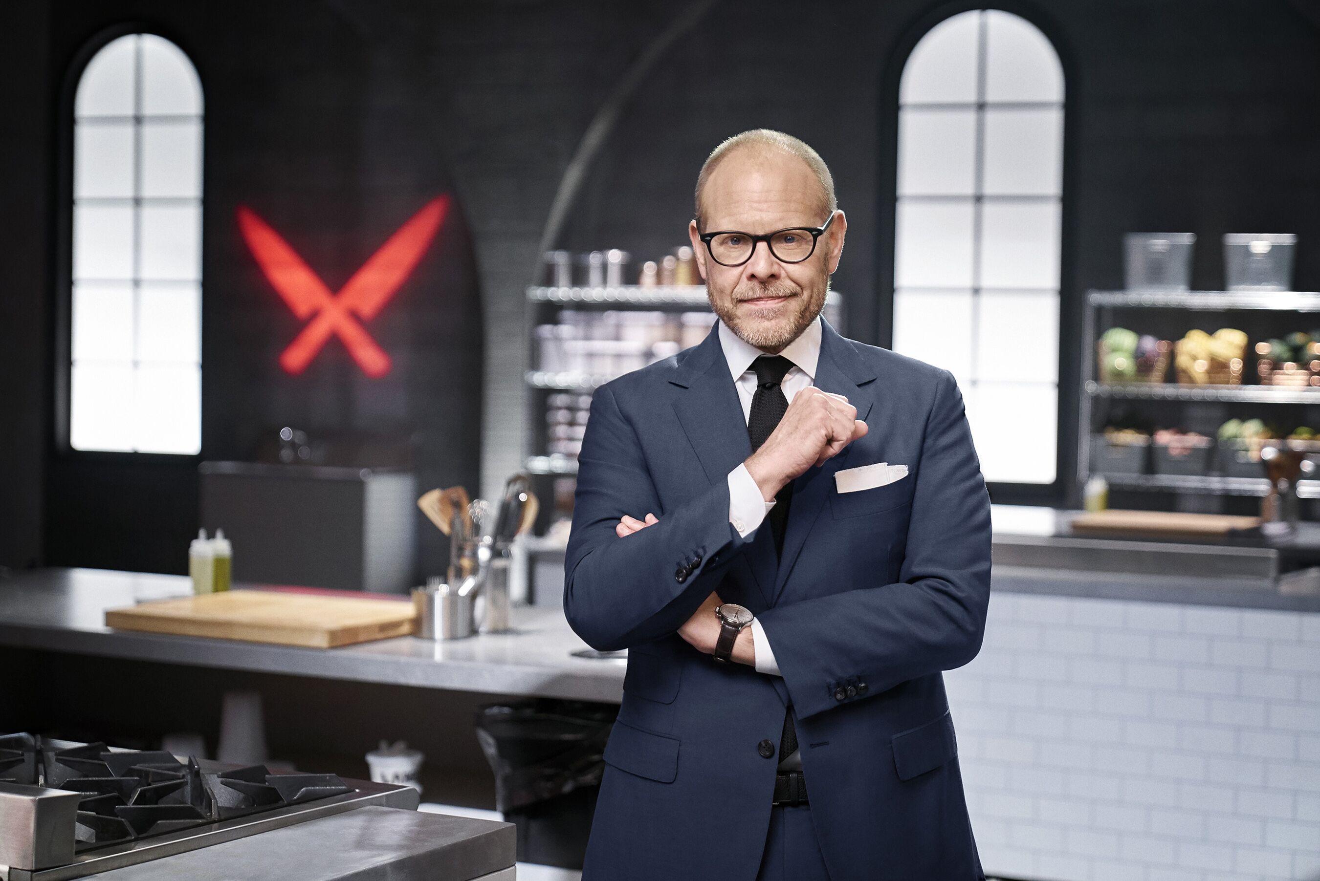 Stream Food Network Iron Chef Gauntlet Episode