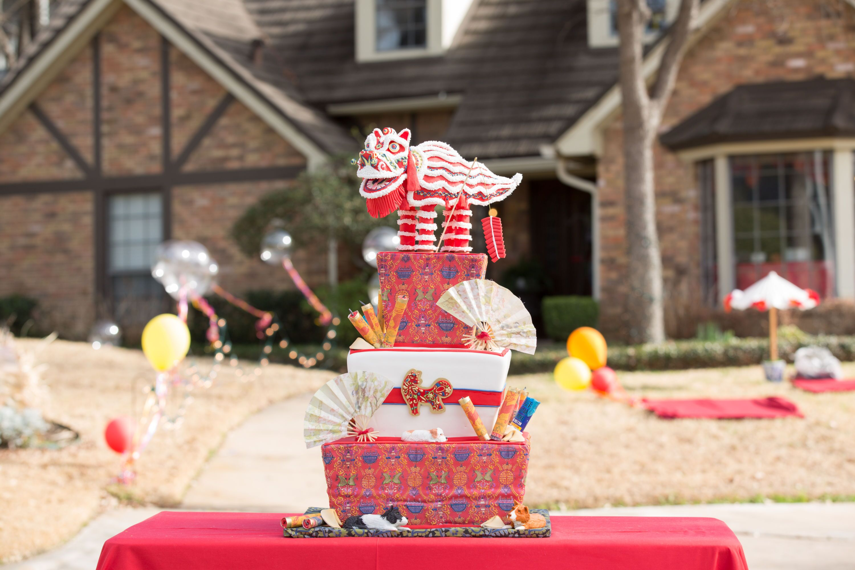 Food Networks Dallas Cakes Further Proves Everything Is Bigger In Texas