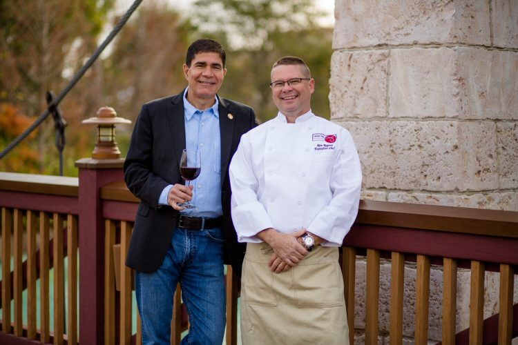 Celebrate Epcot's International Food and Wine Festival with a Master Sommelier