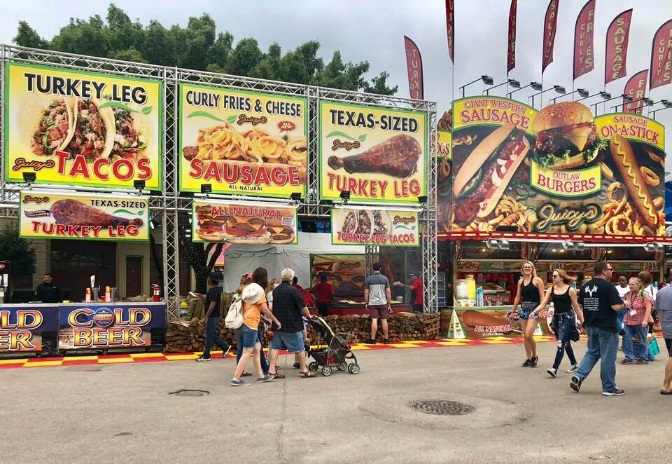 Texas State Fair brings new inventive food creations this year