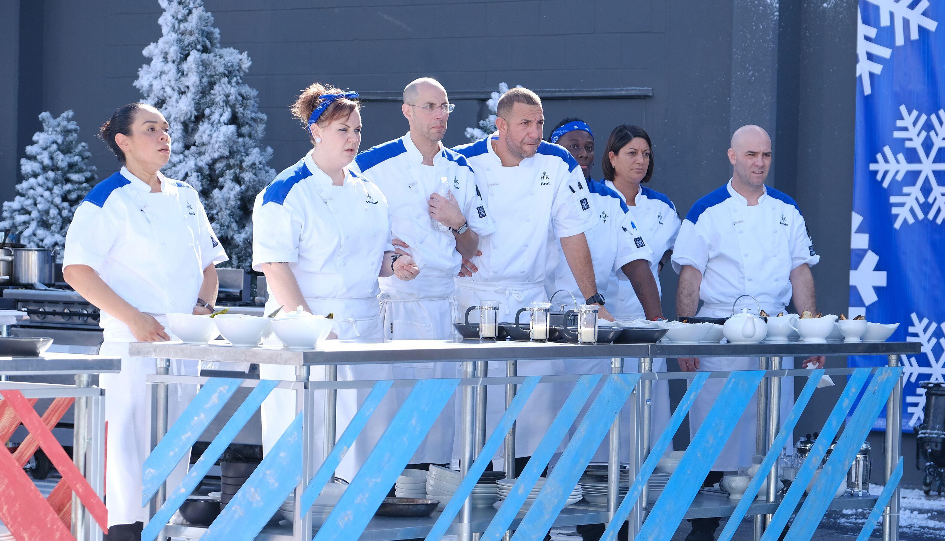 Hell S Kitchen Season 18 Episode 4 Recap Experiment Is Over