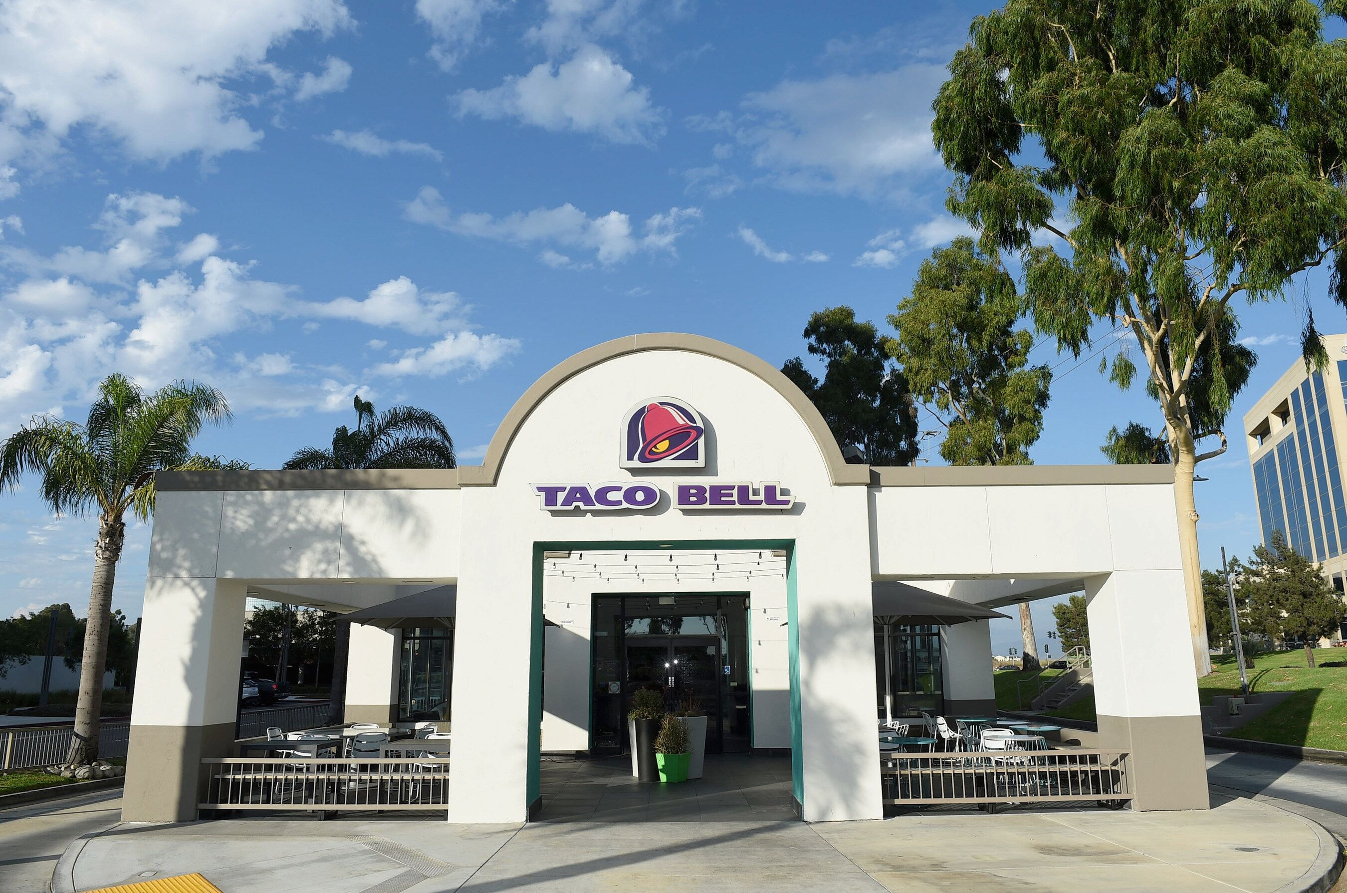 Taco Bell's steal a base, steal a taco is back for the World Series