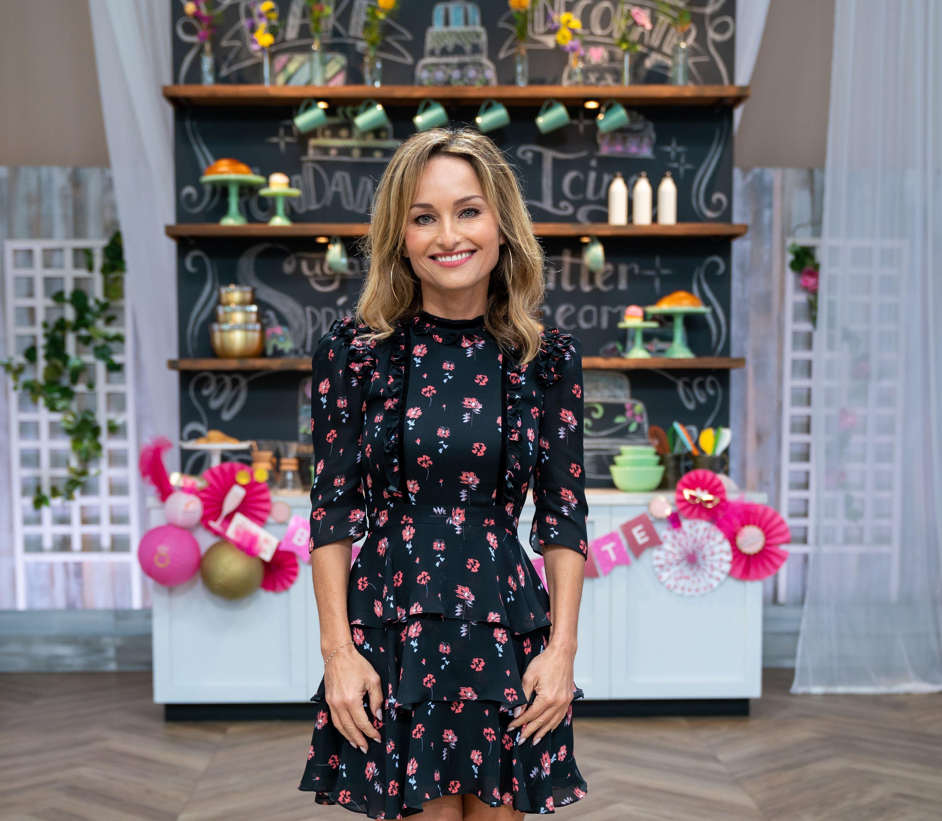 Giada De Laurentiis challenges bakers on Food Network series Winner Cake All