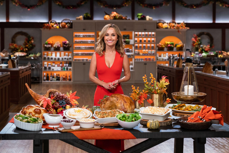 Food Network Giada Thanksgiving