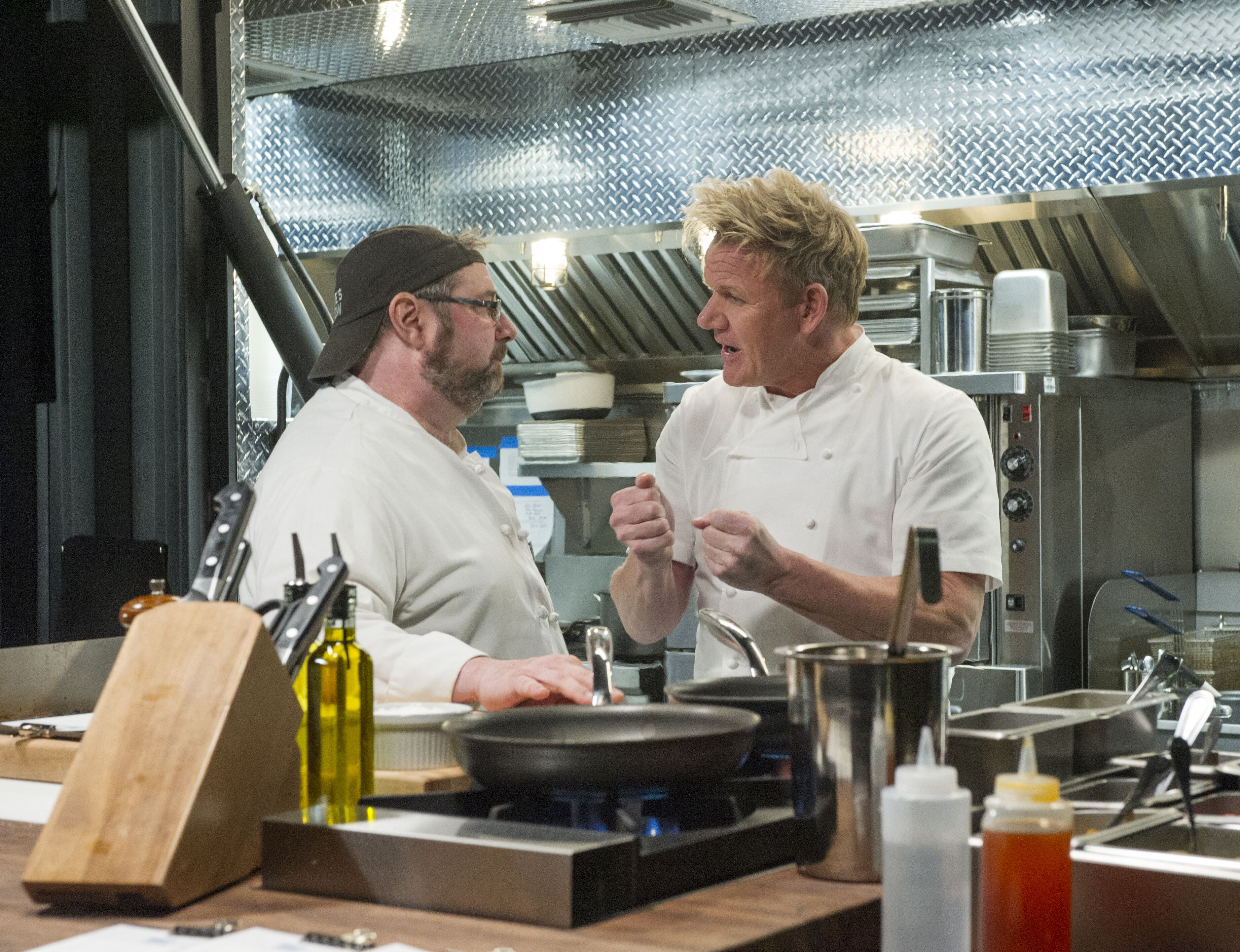 Gordon Ramsay's 24 Hours to Hell and Back Stone's Throw preview