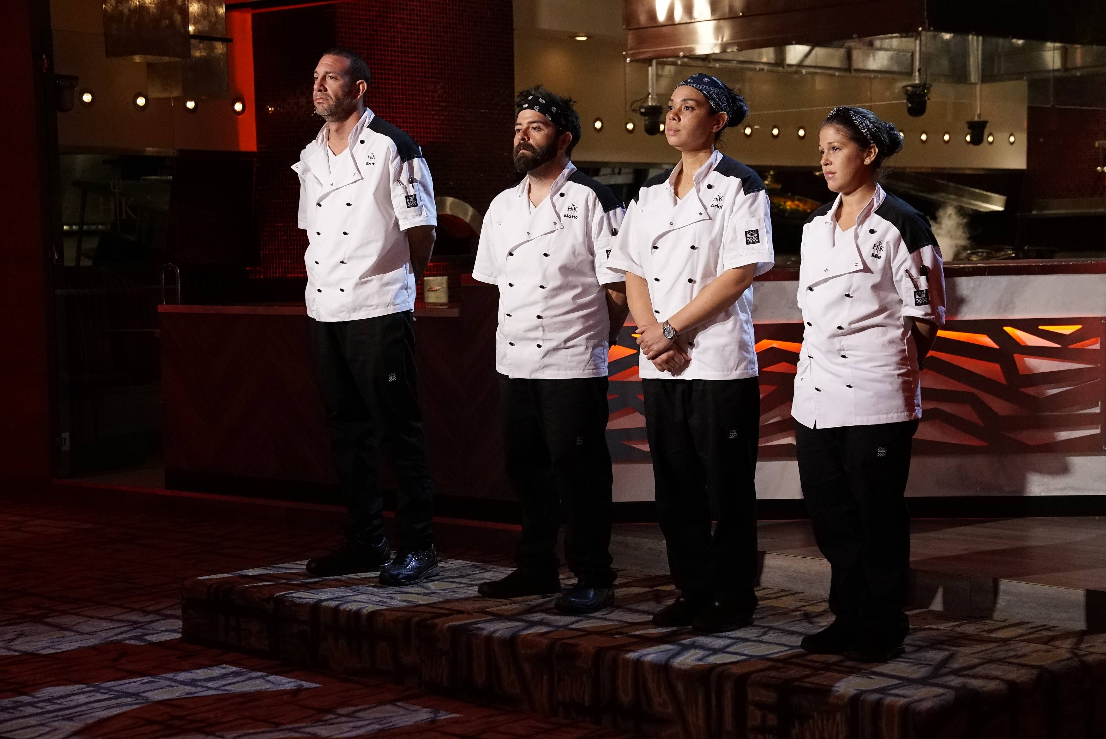 Hell S Kitchen Season 18 Episode 14 Preview Who Makes The