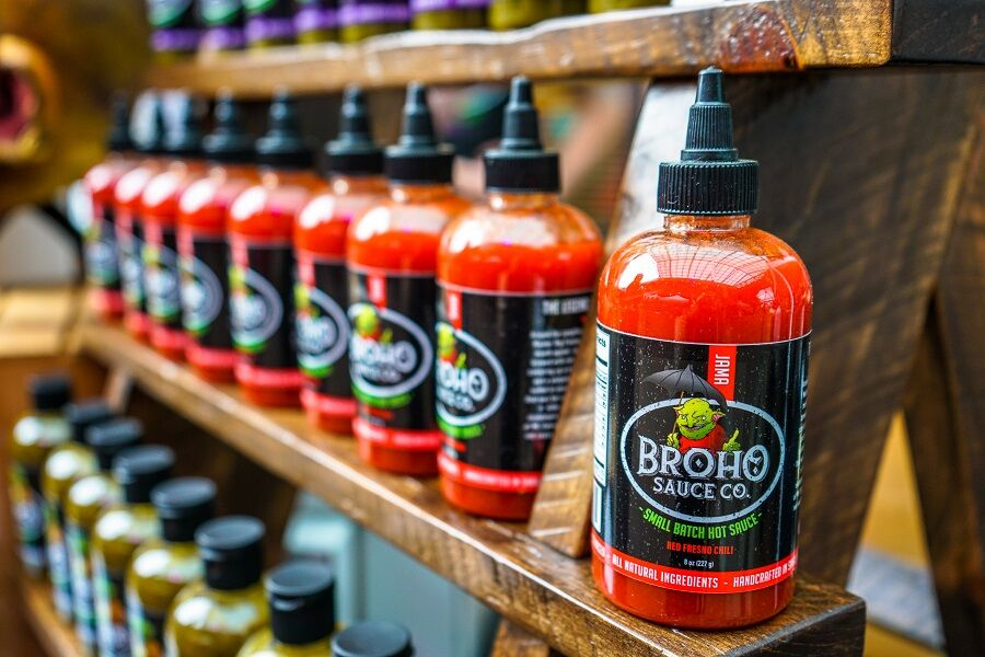 Baltimore's newest hot sauce festival was a spicy success!