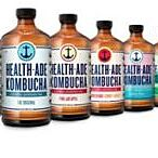 Health-Ade Kombucha is the perfect, bubbly drink for the summer!