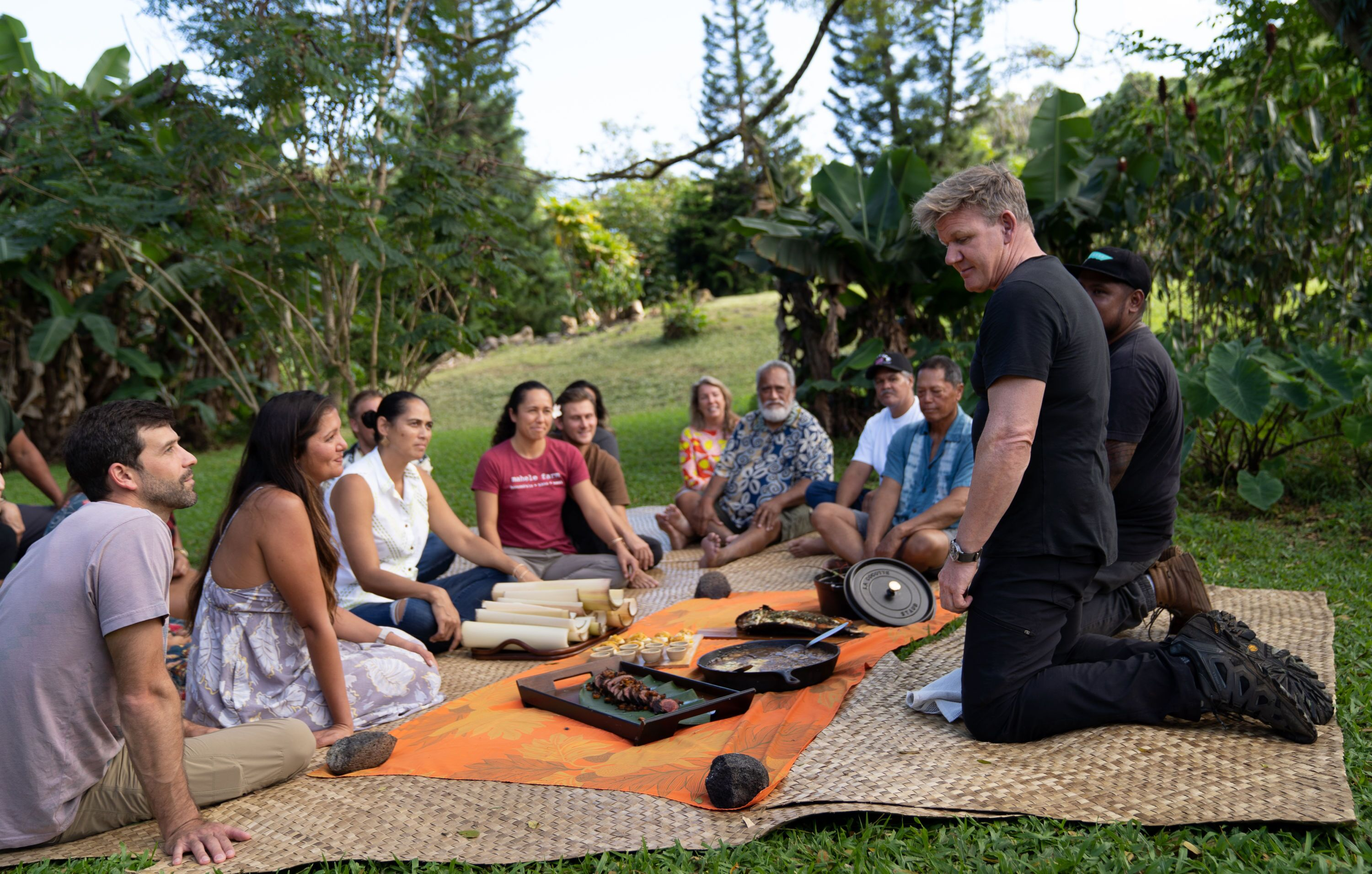 Gordon Ramsay Uncharted: Hawaii's ingredients offer culinary inspiration