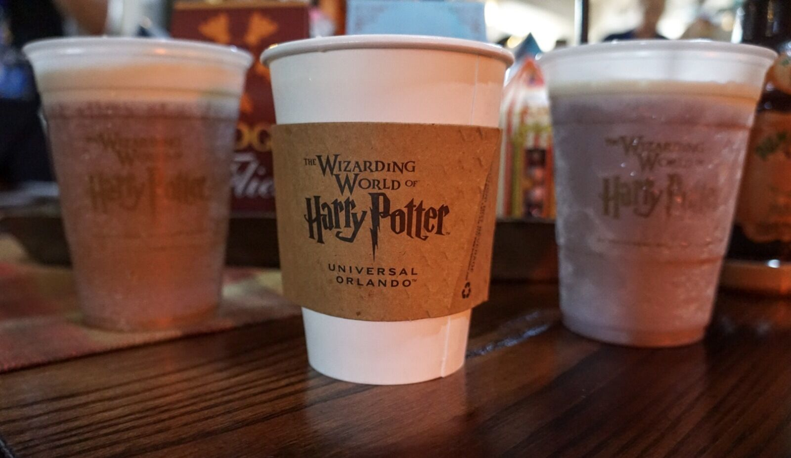 Which Butterbeer beverage best appeals to your personality?