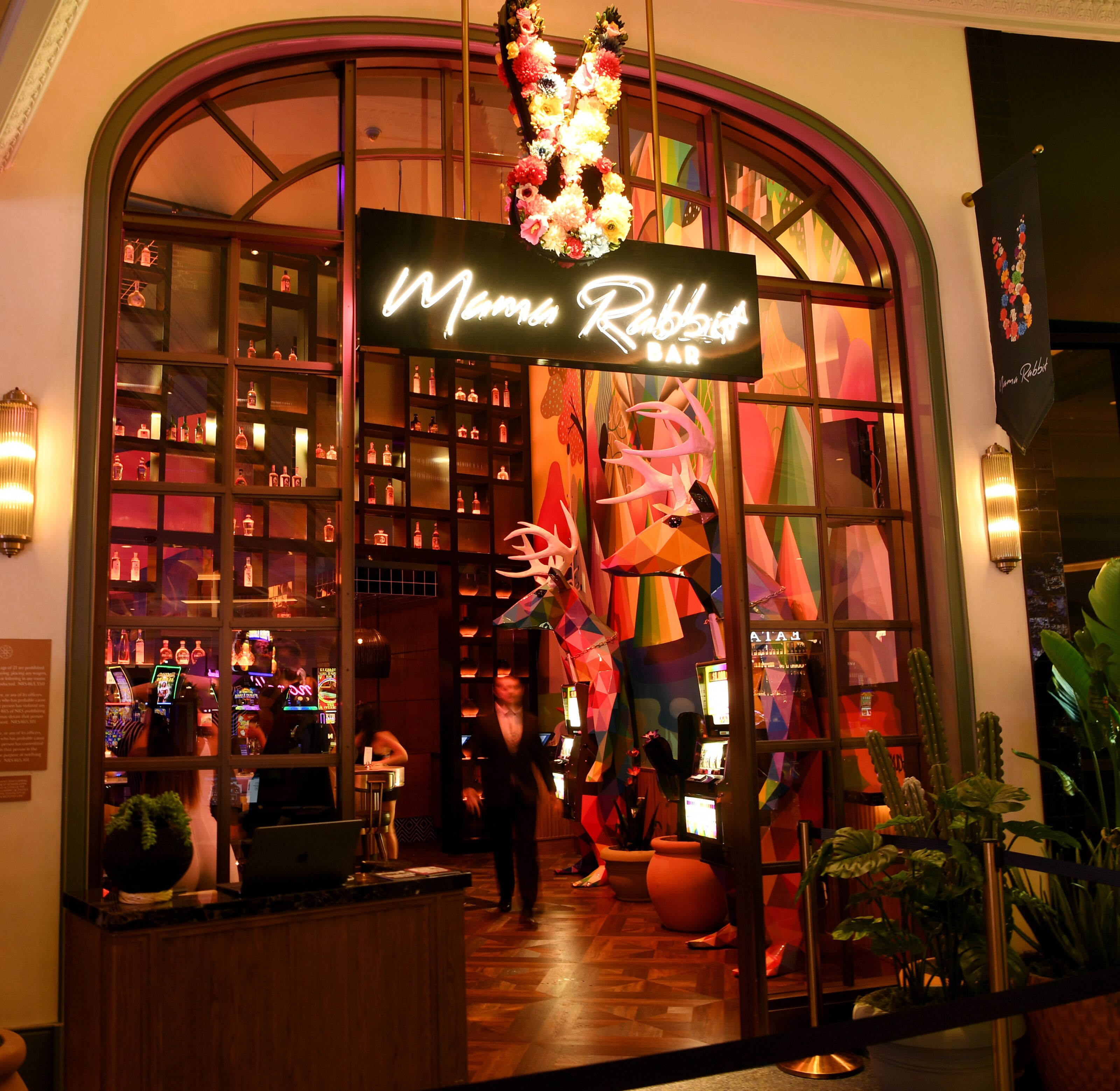 Mama Rabbit Bar at Park MGM offers a truly unique Oaxacan experience