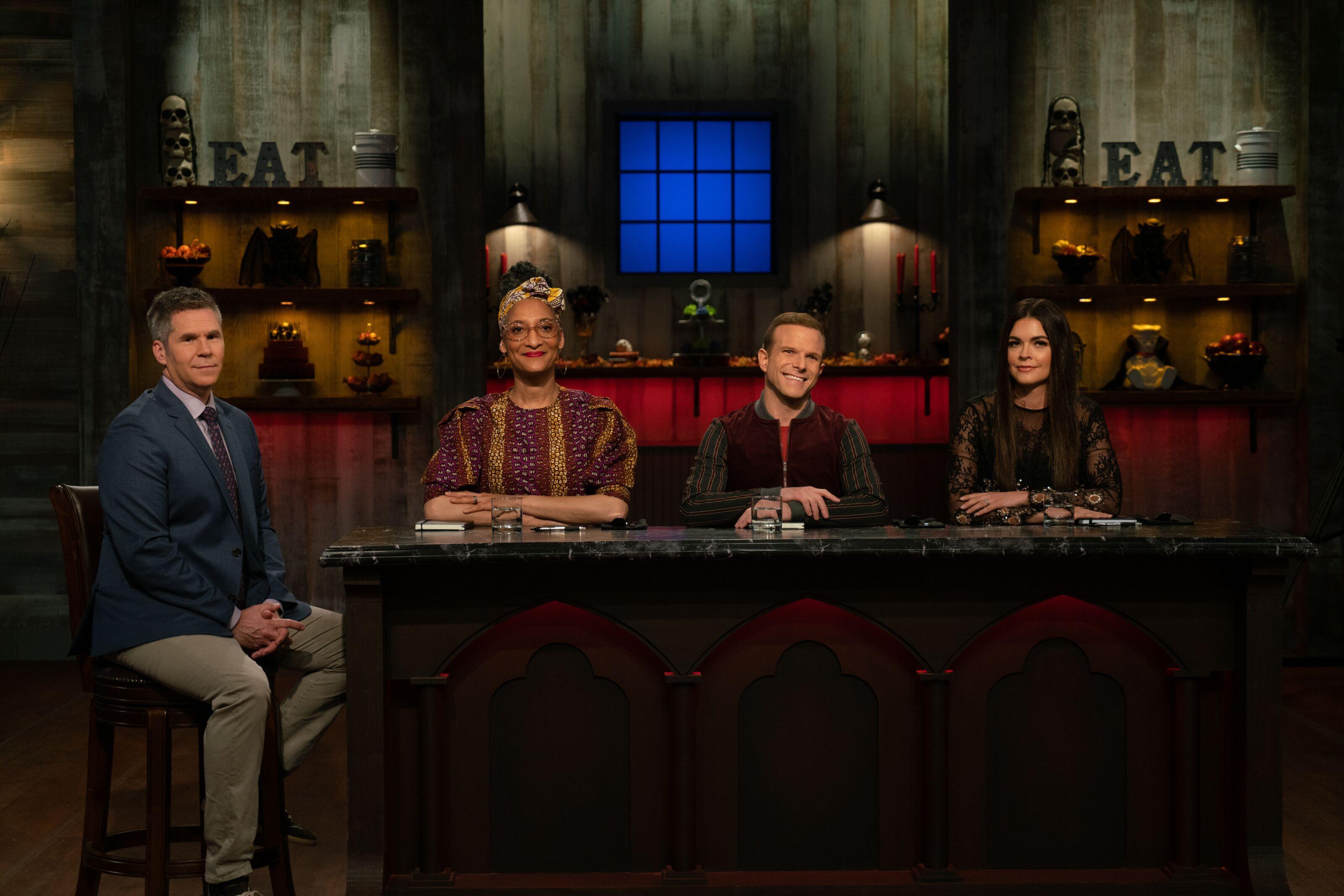 Halloween Baking Championship Season 5 premiere preview: Halloween Invasion