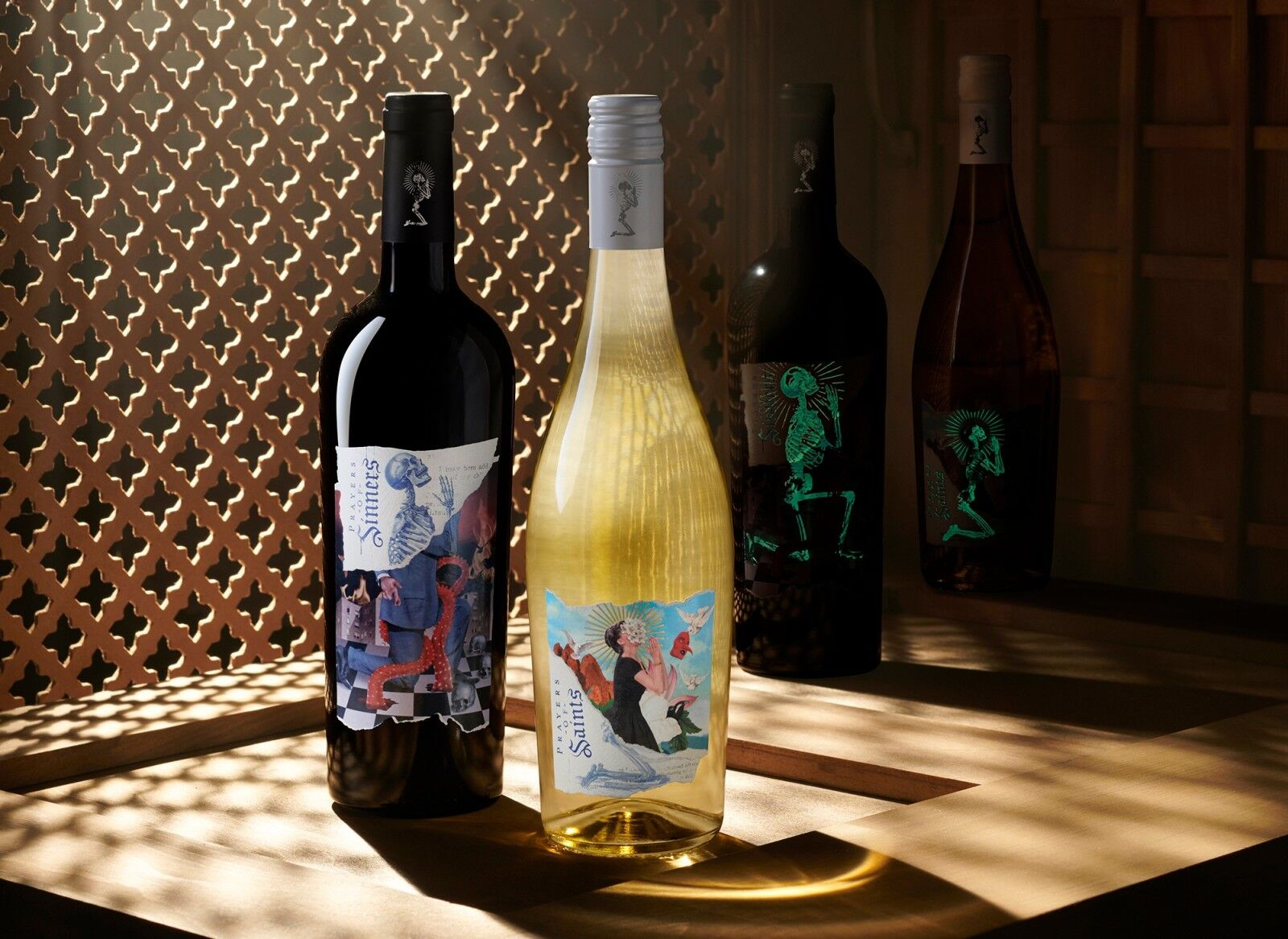 Sinners, saints and prisoners, Halloween wines add to the spooky celebration