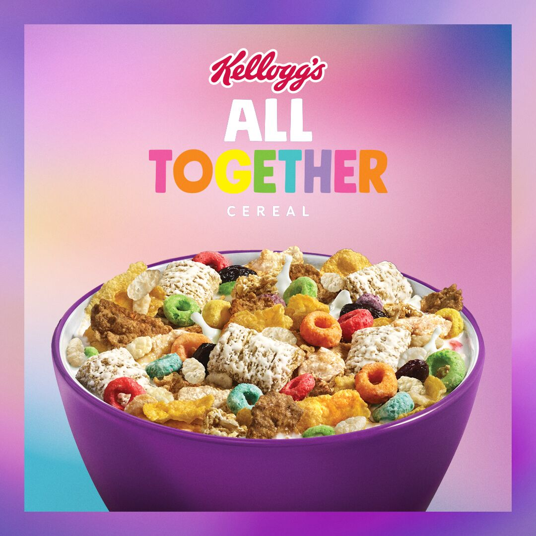 Kellogg All Together Cereal Celebrates The Importance Of