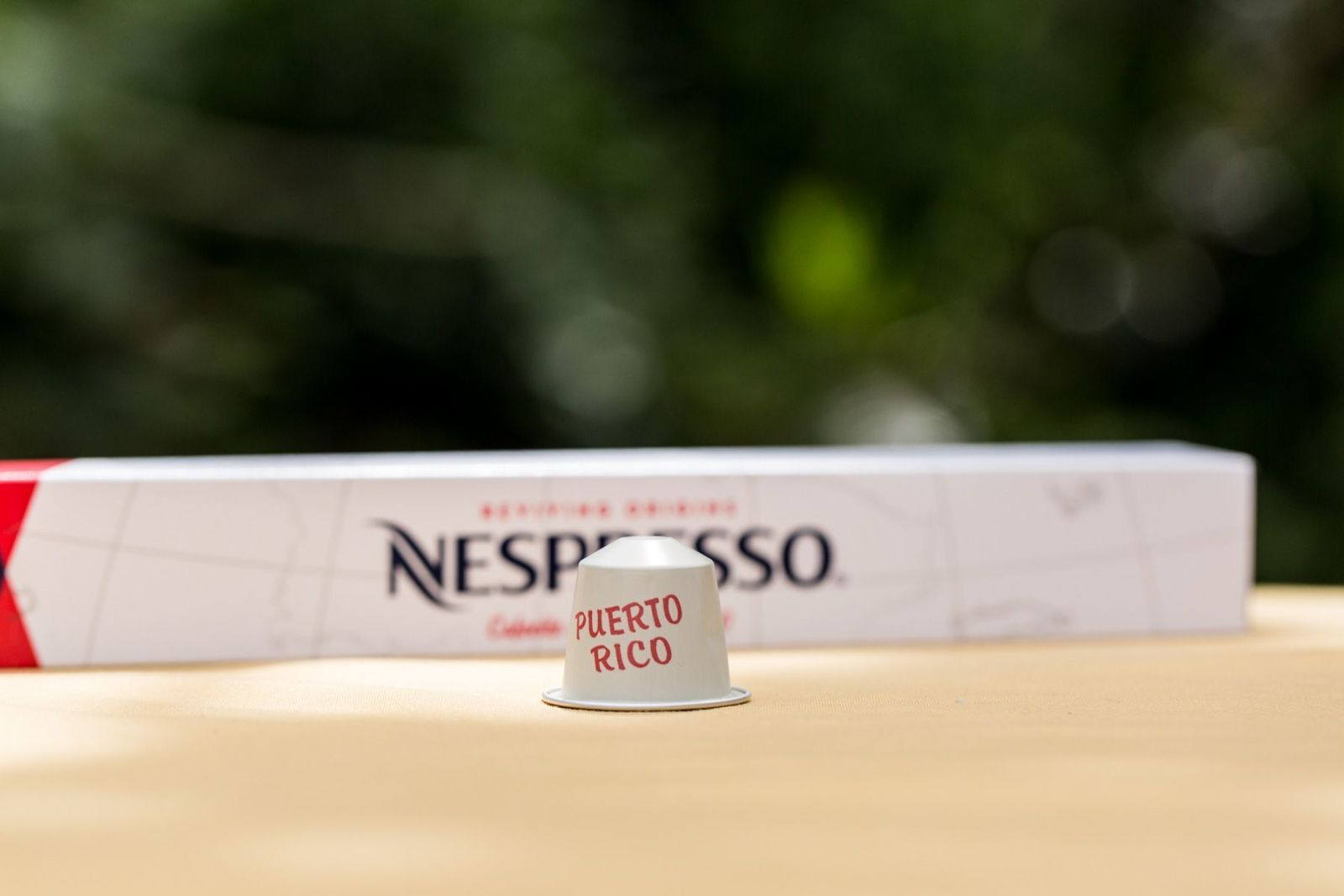 Nespresso adds its first Puerto Rican coffee as part of Reviving Origins