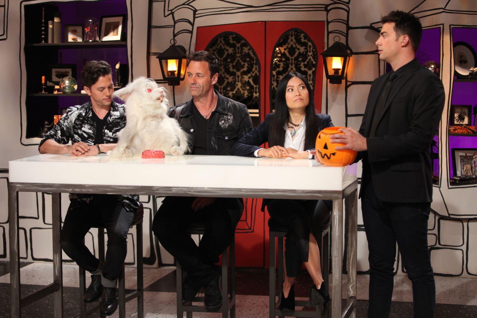 Halloween Wars recap: Which team was tricked into missing the finale?