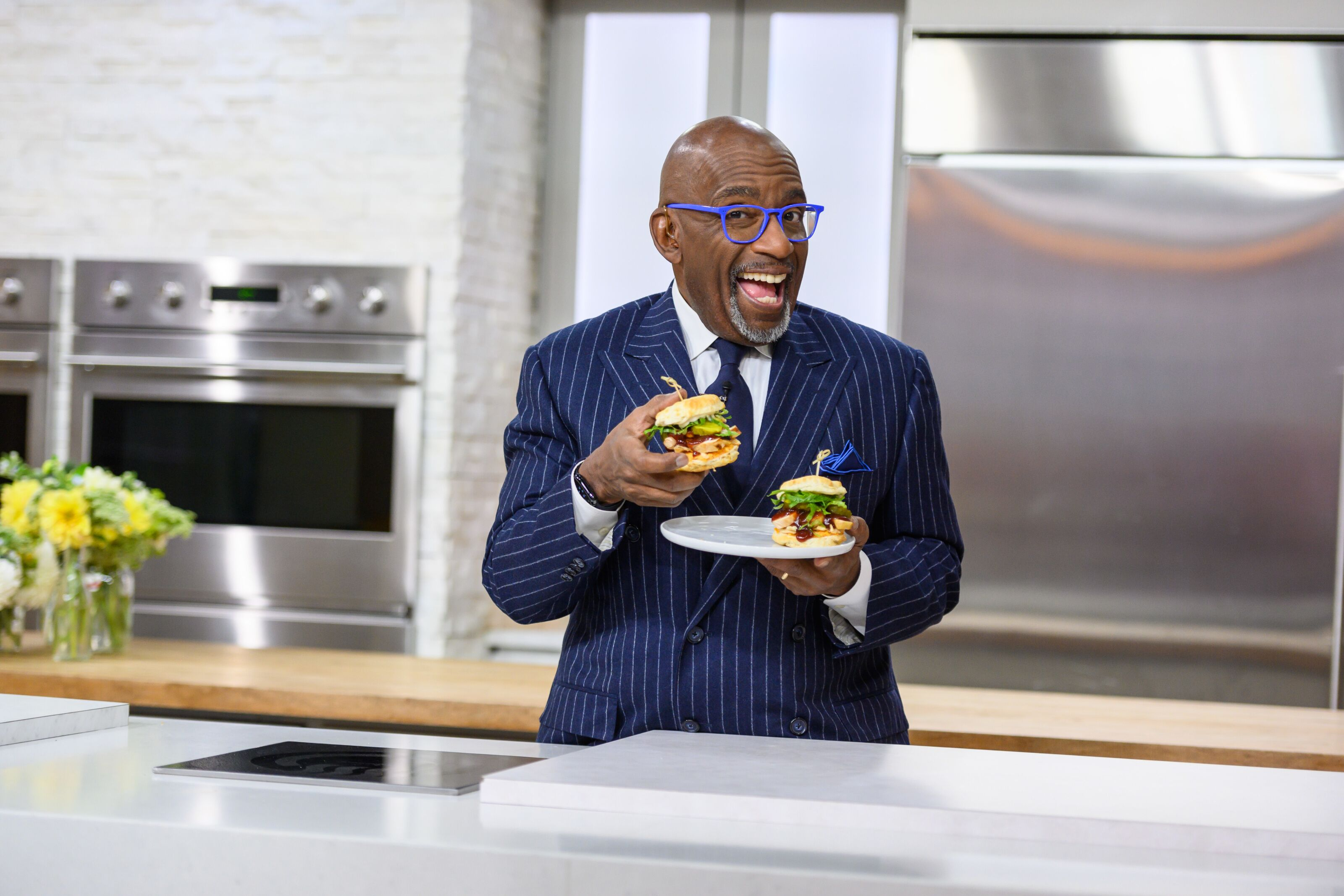 Al Roker wins the chicken sandwich wars with his Southern Chicken Biscuit Sliders