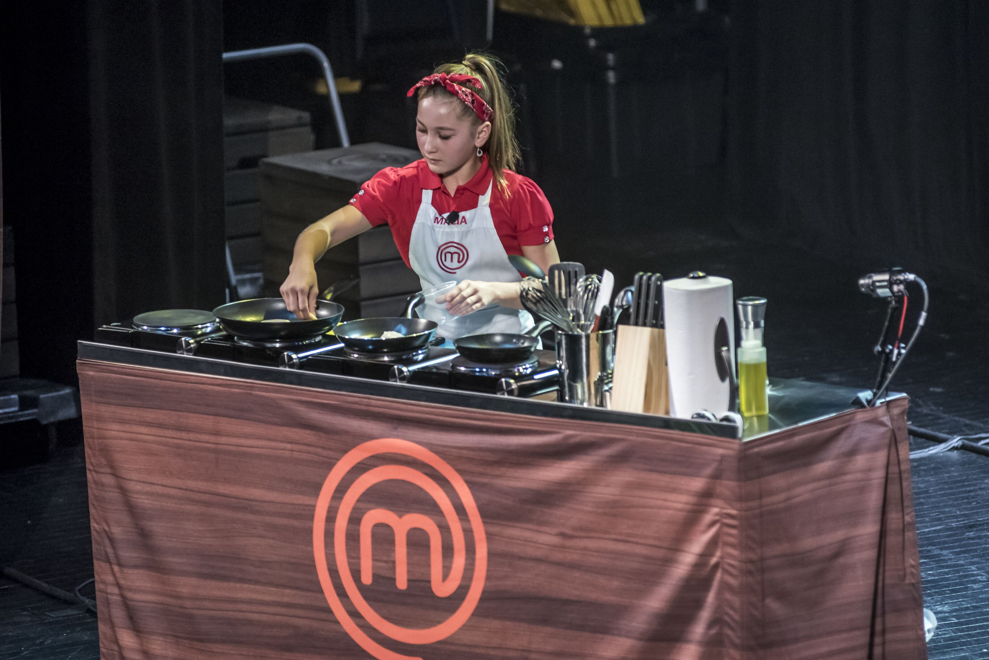 MasterChef Junior Live! heads back on tour and Malia Brauer wants you to go!