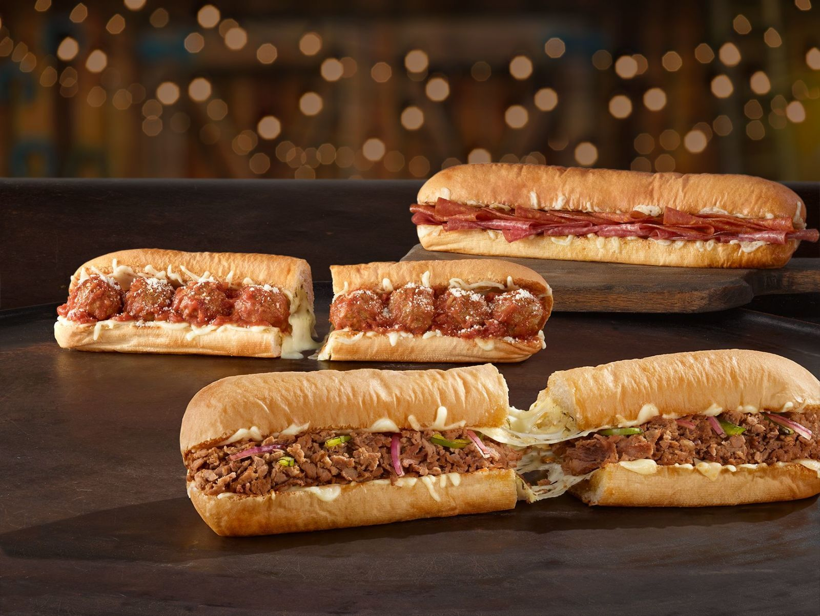 Subway brought it back, Ultimate Cheesy Garlic Bread has returned