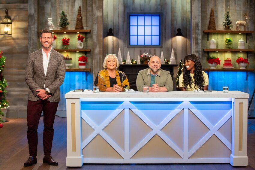 Holiday Baking Championship review: Thankful for a good roll