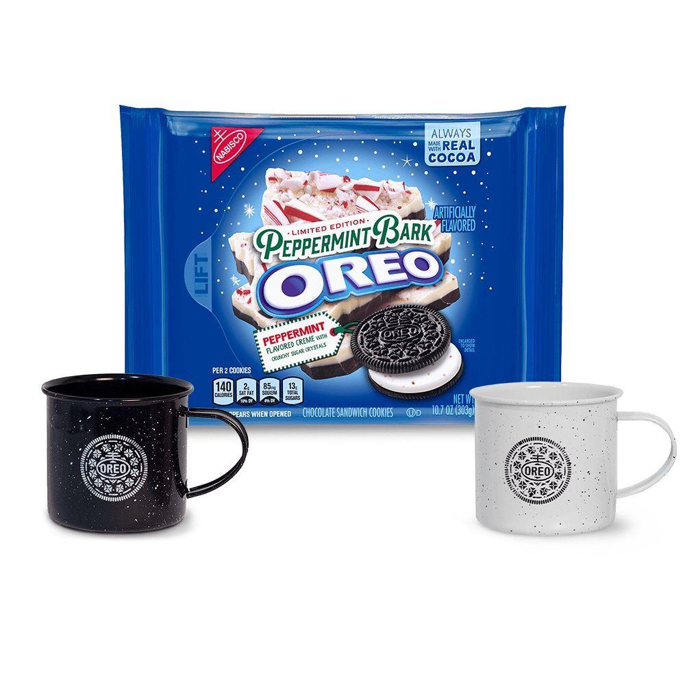 Yes, even Santa wants OREO cookies this holiday season