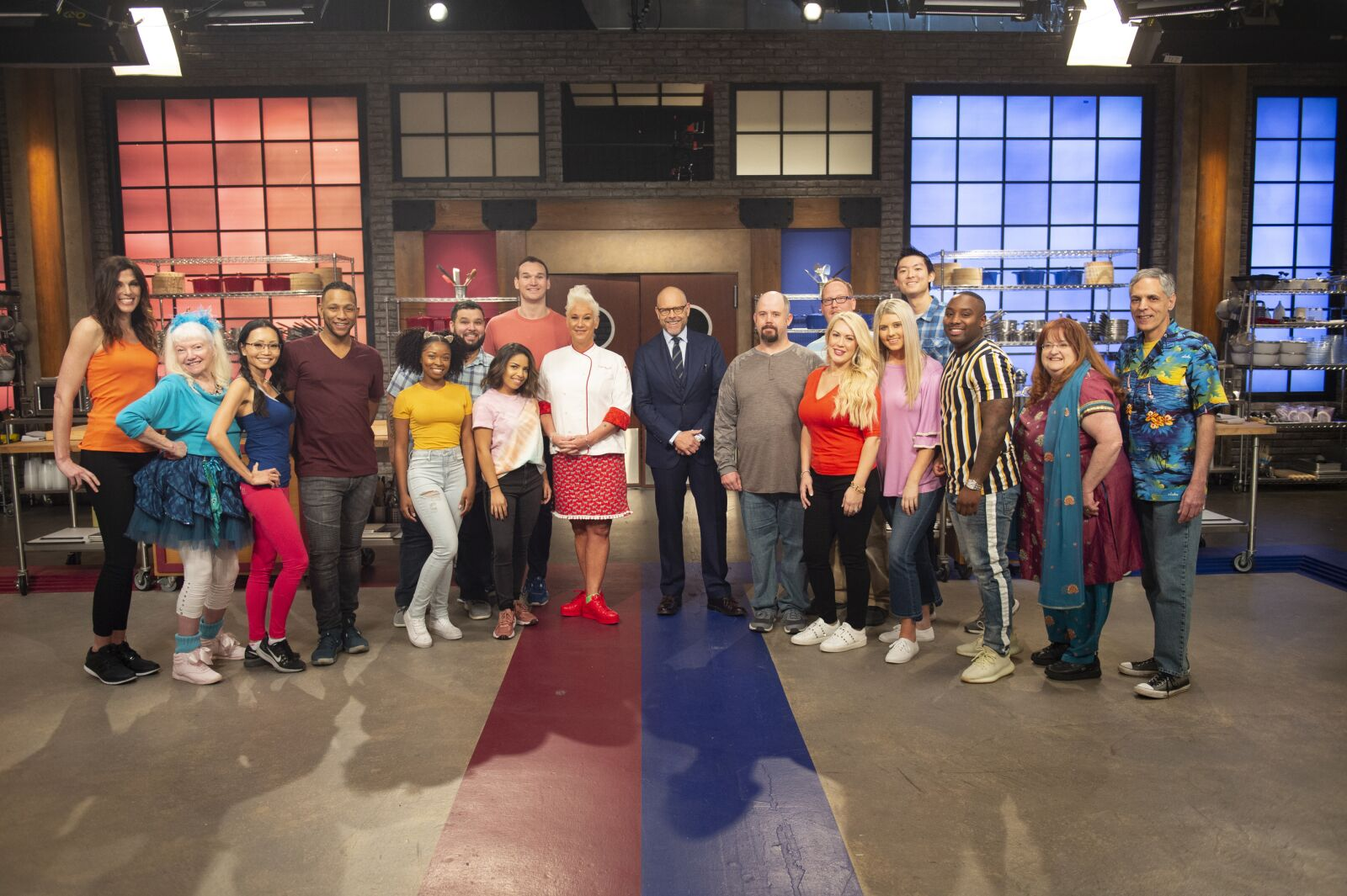 Worst Cooks in America review: Let's Get Ready to Tailgate