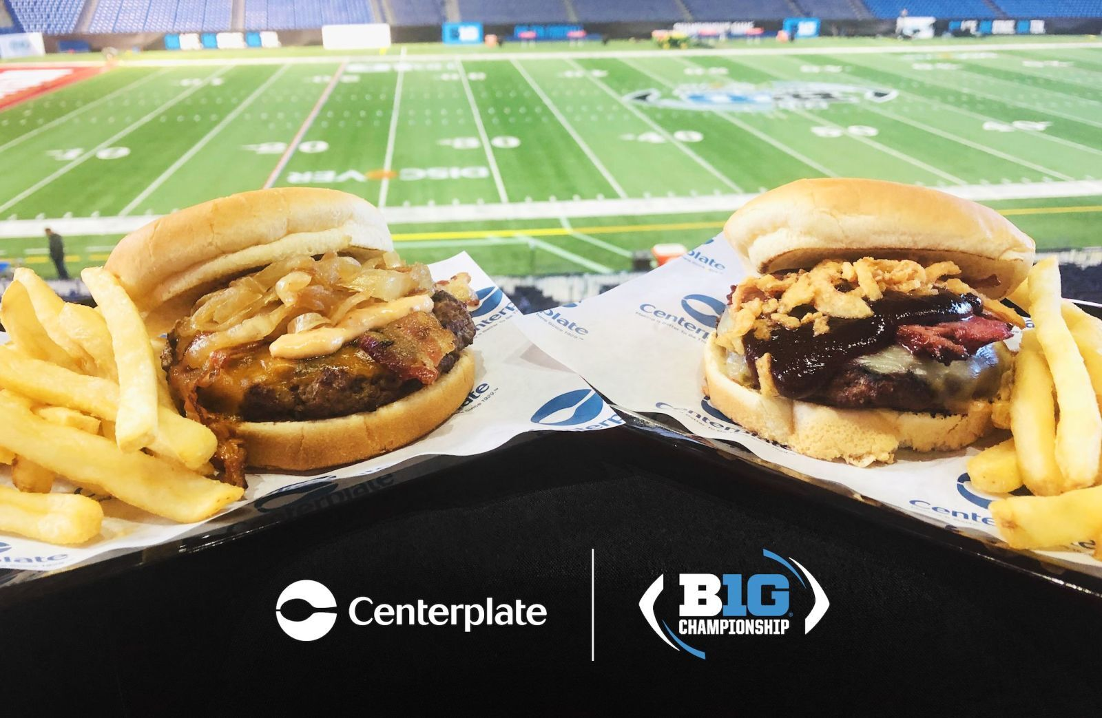 Battle of the Big Ten Championship burgers, which burger earns the win?