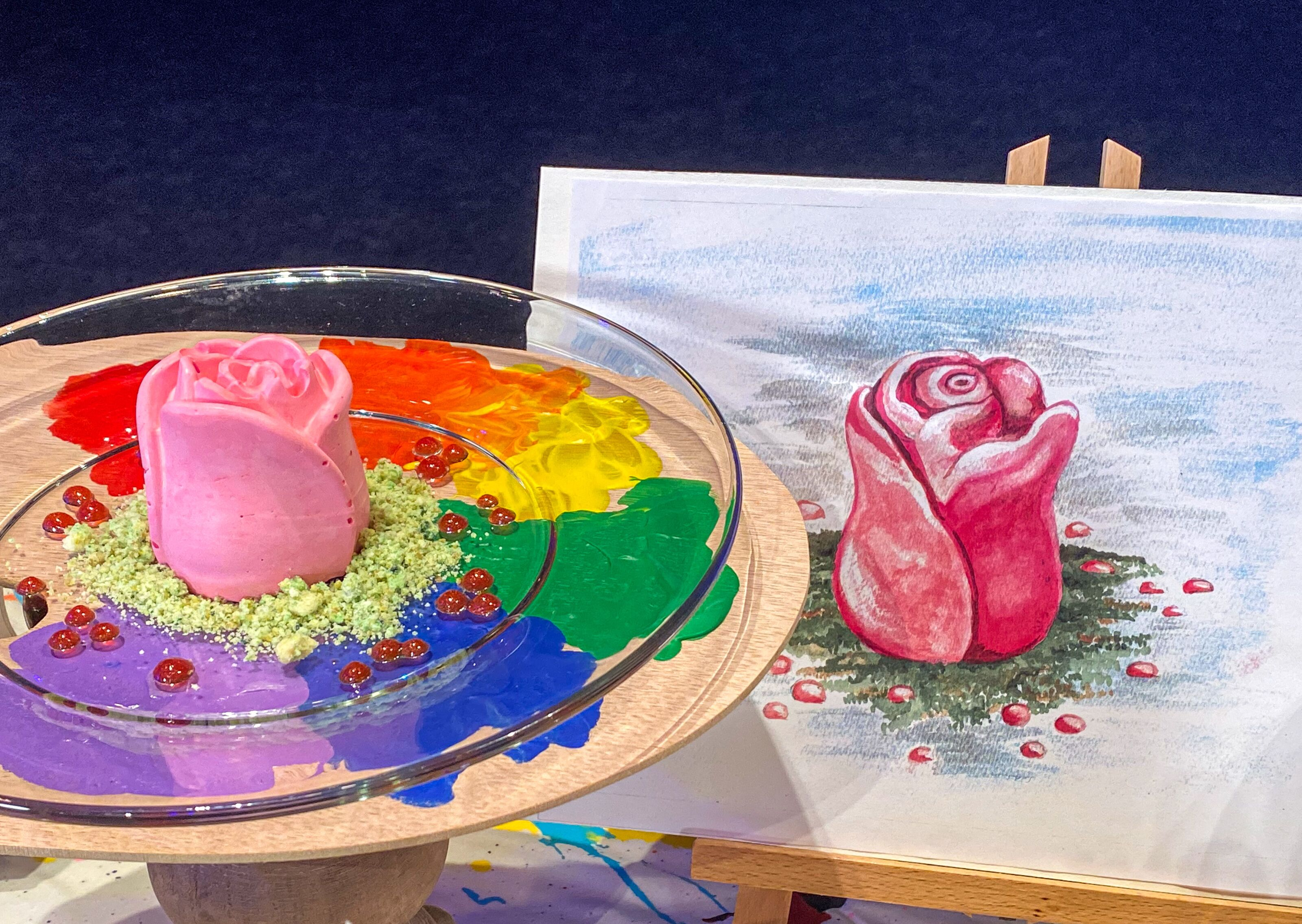 Epcot Festival of the Arts: Colorful, culinary creativity is a feast for the senses