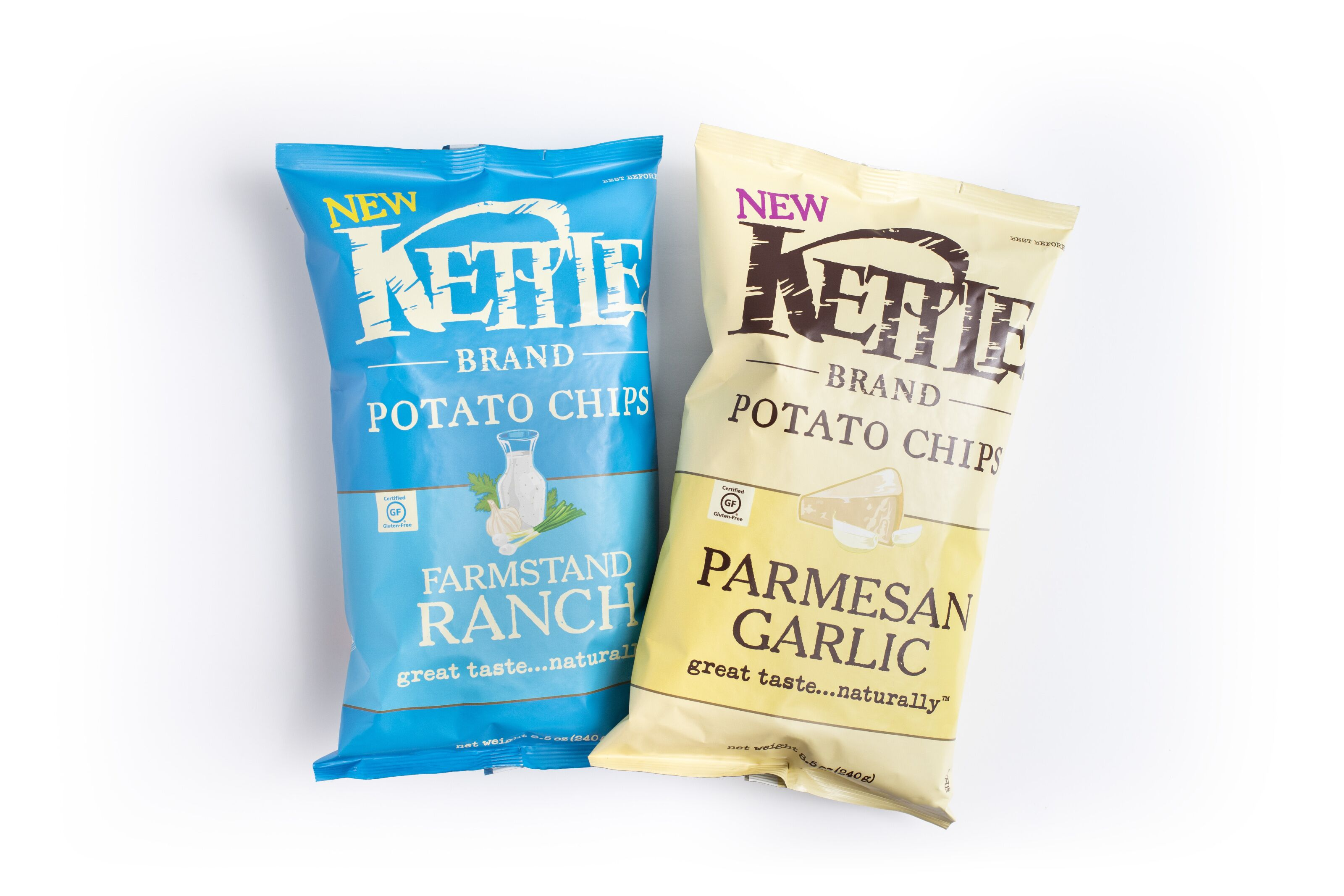 New Kettle Brand chips embrace big, bold crave-worthy flavors