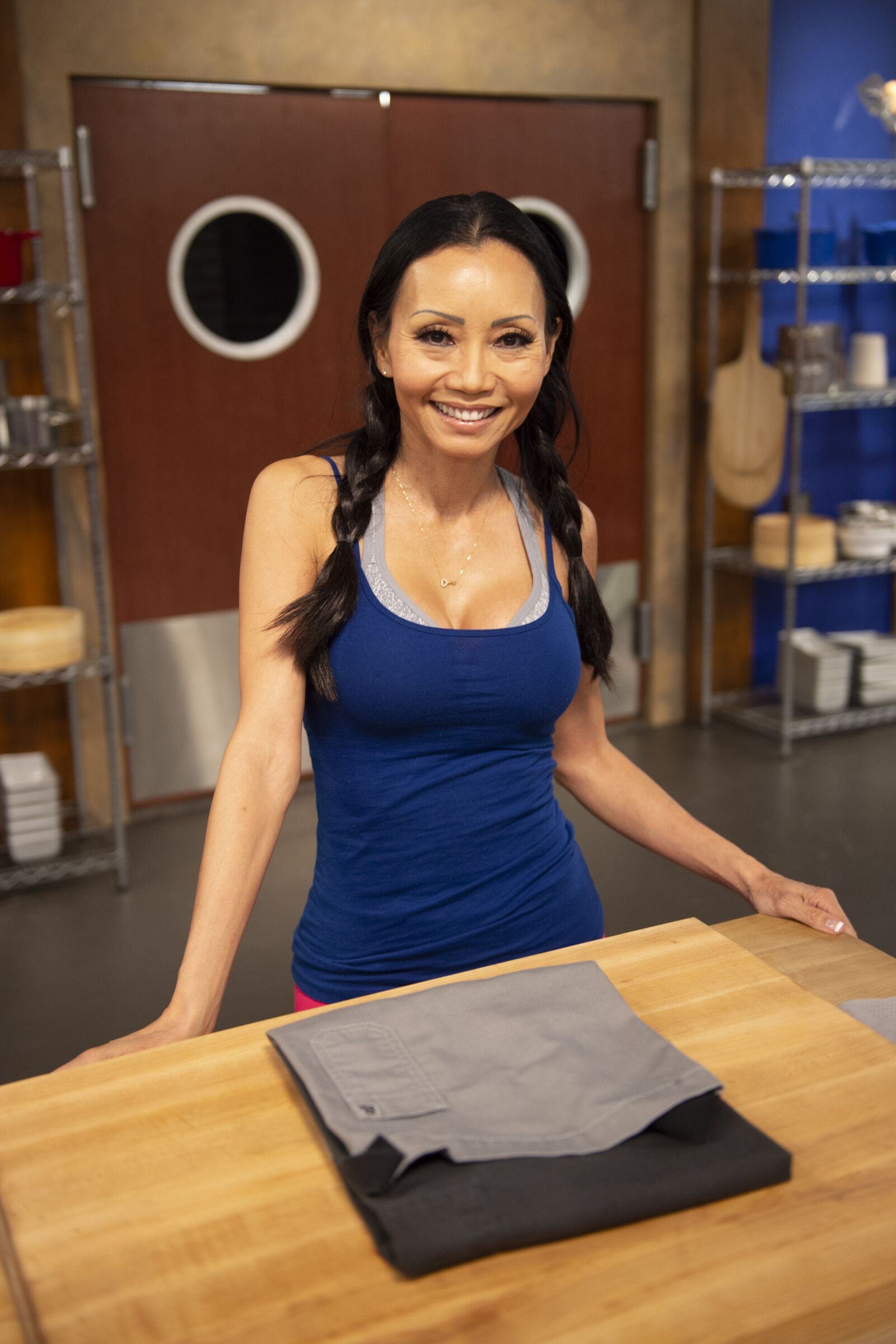 Kelly Ngoc Mac, Worst Cooks in America recruit, is ready to cook again