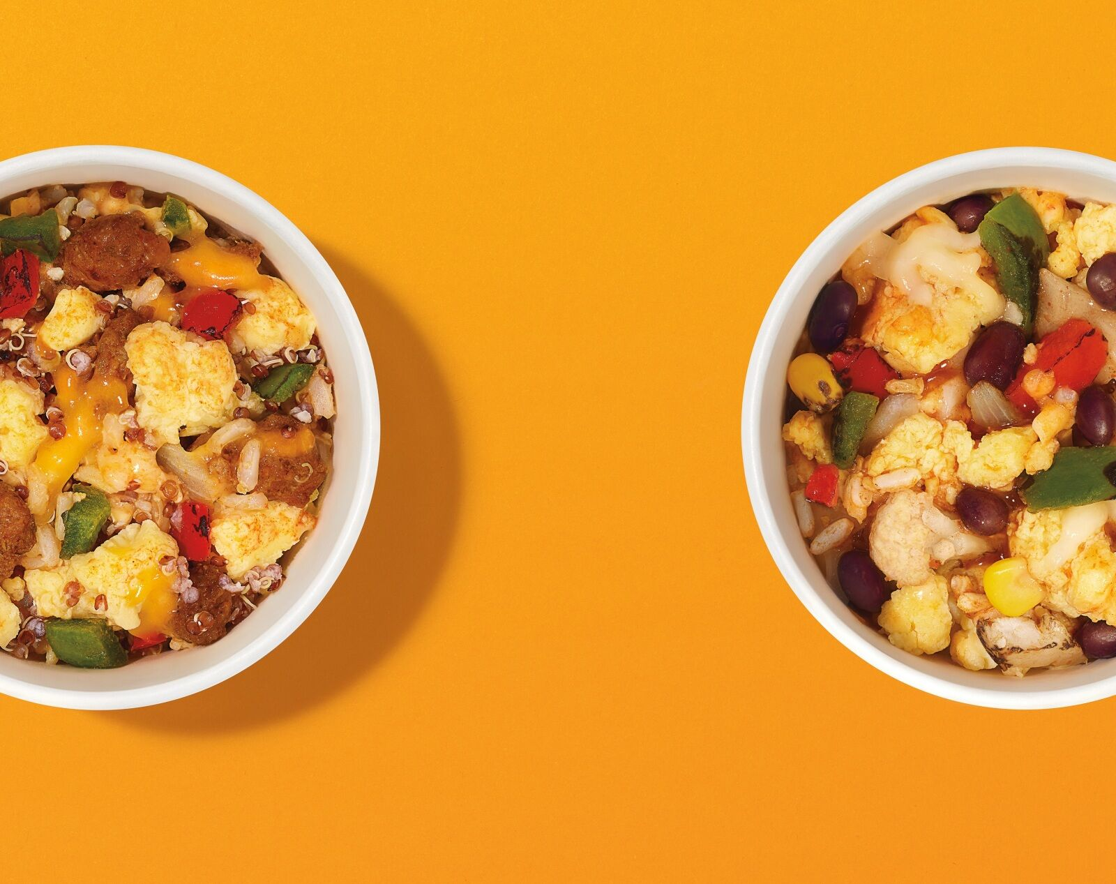 Dunkin' Burrito Bowls are here to make your life taste better