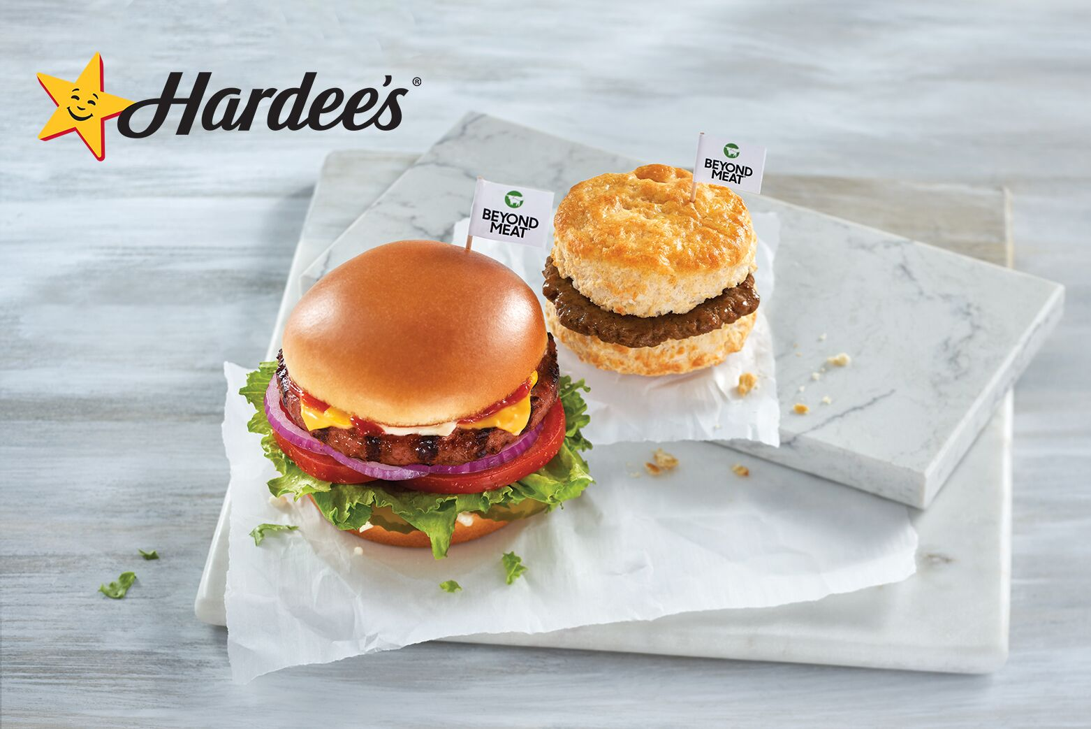 Beyond Meat and Hardee's are teaming up to make breakfast better