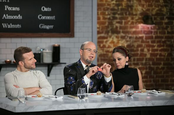 Young Food Network Judge