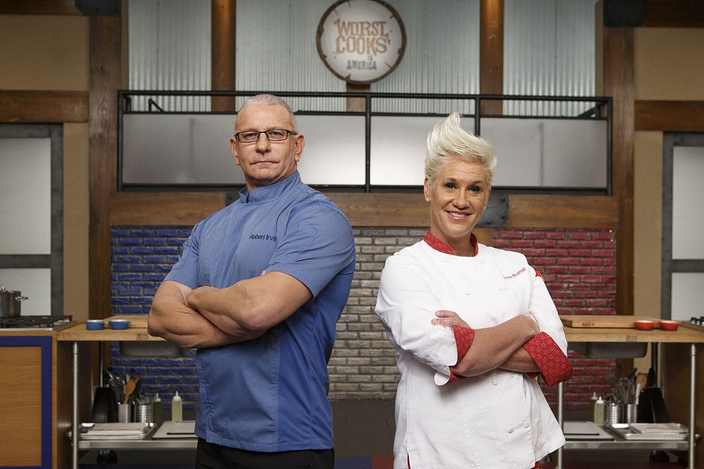 Food Network Worst Cooks In America Season  Winner