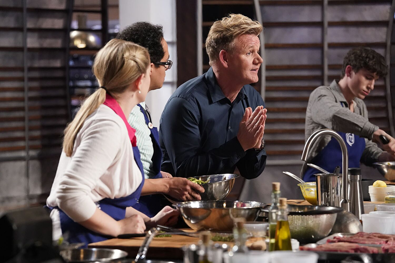 MasterChef S9E11: The Kids Are Alright
