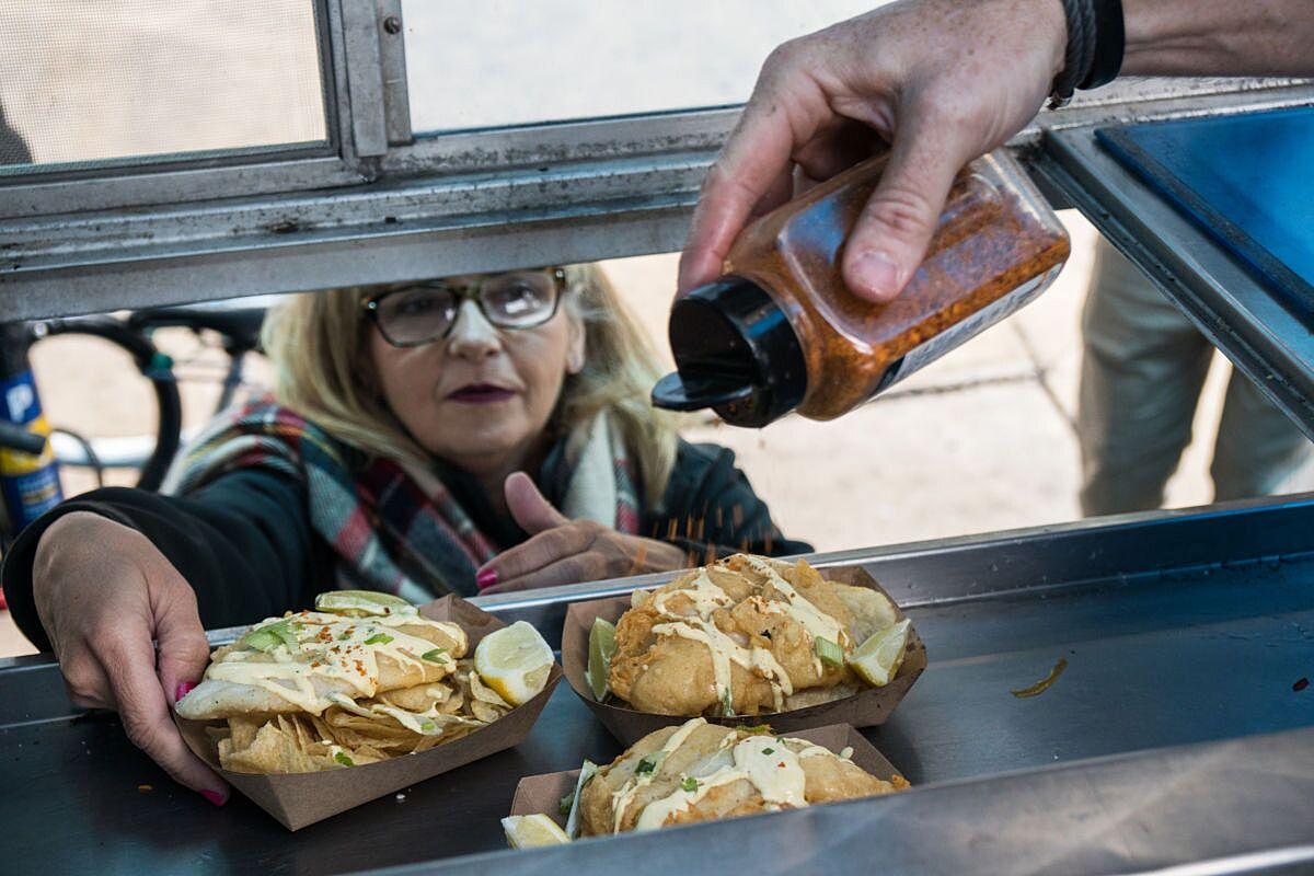 Great Food Truck Race Season  Winner