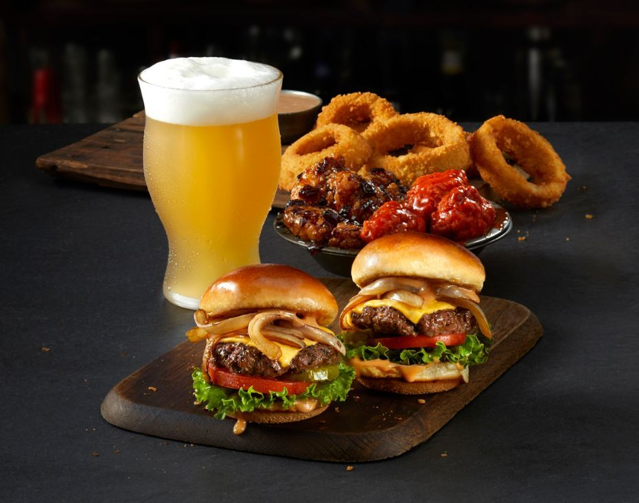 Happy Hour all day, every day with TGI Fridays Five menu