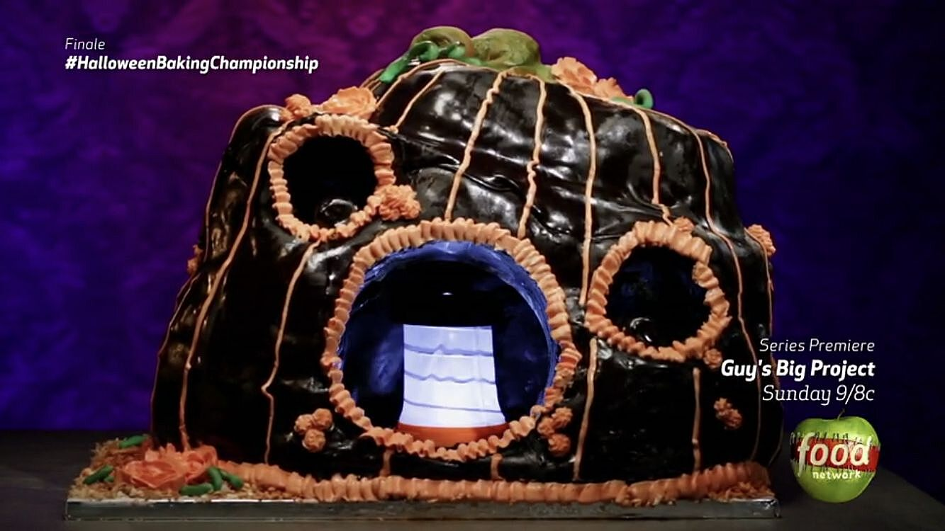 Halloween Baking Championship finale: Crowning the queen of ...