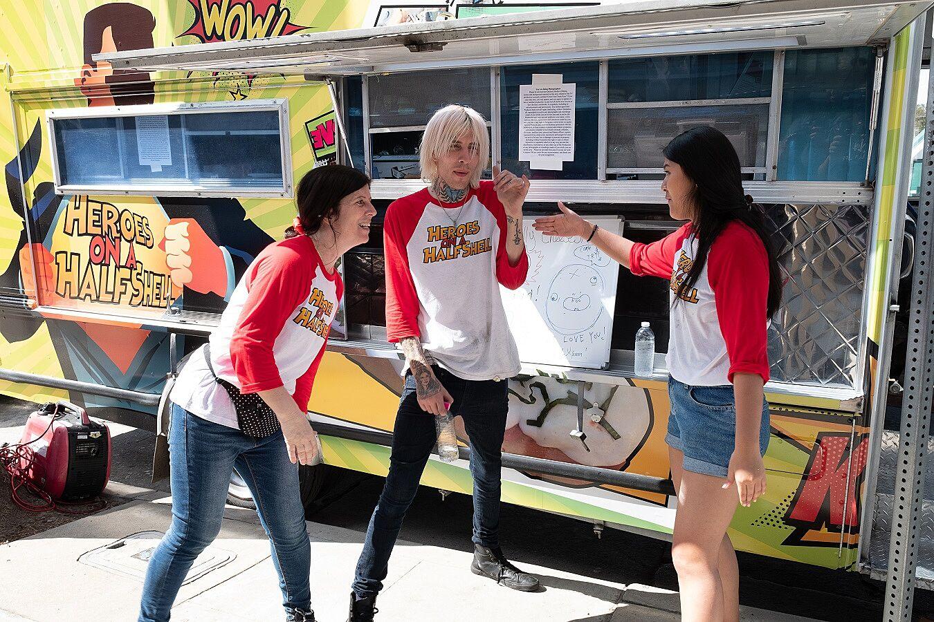 Great Food Truck Race Teams Season