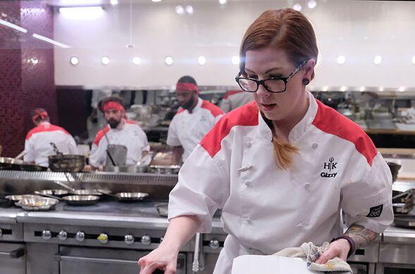 Hell Kitchen Season  Episode