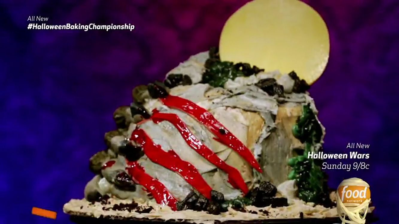 Halloween Baking Championship recap: Frightening scream puffs ...
