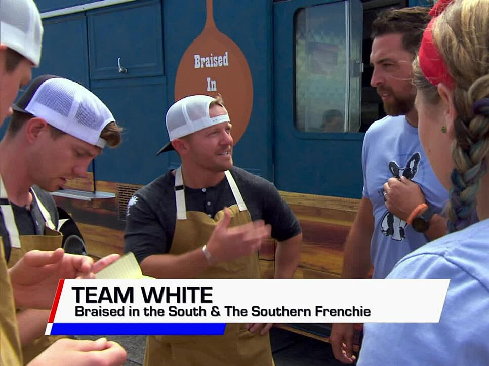 Pensacola On The Great Food Truck Race