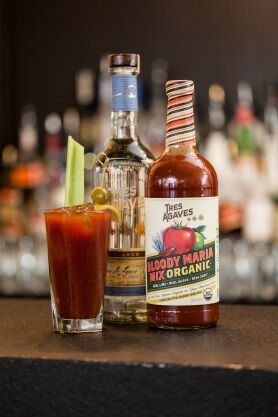 Bloody Rita, Tres Agaves, photo provided by EVINS Communications