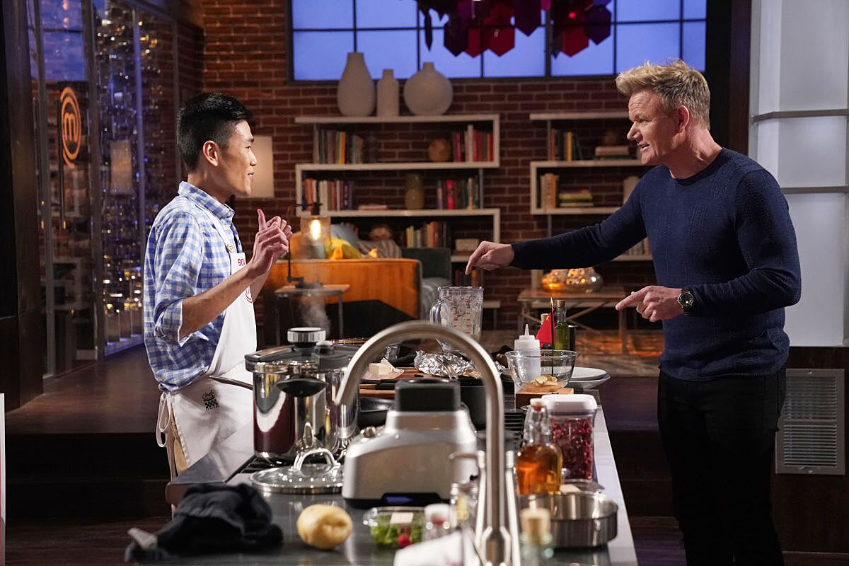 MasterChef Season 9 Episode 2: Who survives the first mystery box?