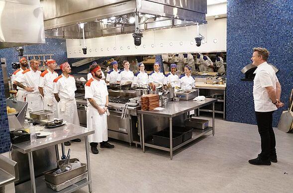Gordon Ramsay Leaves Hell S Kitchen