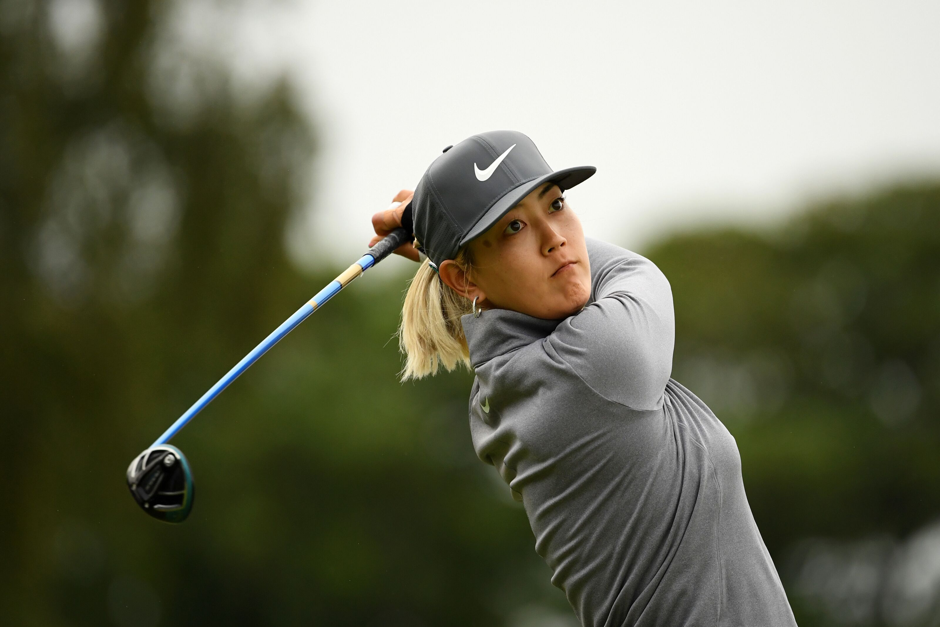 Michelle Wie: MIA at CP Women's Open. What about International Crown?
